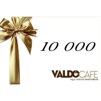 Ajándékutalvány - 10 000 Ft